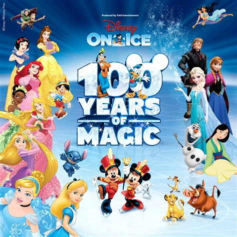 Disney On Ice, The Arena, Birmingham